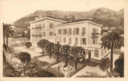 "CPA FRANCE 06 ""Beaulieu, Hotel Richmond"""