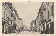 "12 Aveyron .CPA FRANCE 12 ""Décazeville, Rue Cayrade"""