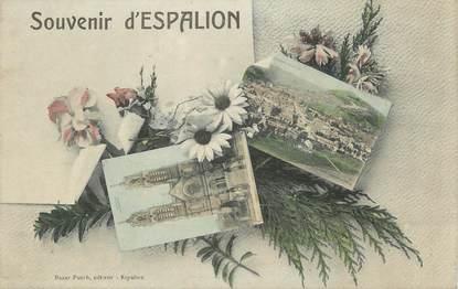 """.CPA FRANCE 12 """"'Espalion,  Vues"""""""