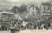 "12 Aveyron .CPA  FRANCE 12 ""Millau, Fêtes des 16-17-18 octobre 1909"""