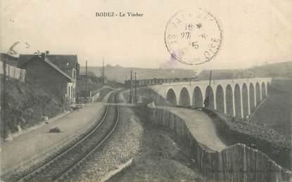 """.CPA FRANCE 12 """"  Rodez, Le viaduc"""""""