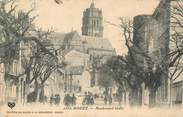 "12 Aveyron .CPA FRANCE 12 ""  Rodez, Boulevad Gally"""