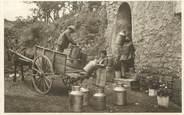 """12 Aveyron .CPA FRANCE 12 """"  Roquefort, Réception du lait"""""""