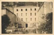 """12 Aveyron .CPA FRANCE 12 """"  Roquefort, Hôtel du Commerce, l'entrée"""""""