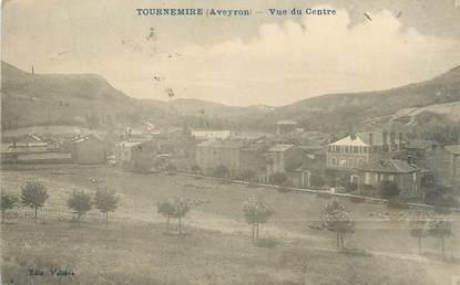 """.CPA FRANCE 12 """"  Tournemire, Vue du centre"""""""