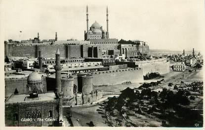 """CPA EGYPTE """"Le Caire, la citadelle"""""""