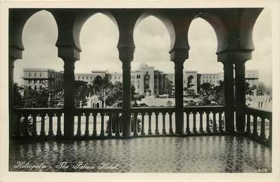 "CPA EGYPTE ""Heliopolis, Palace Hotel"""