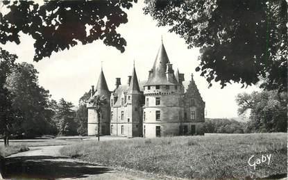"""CPSM FRANCE 35 """"Antrain sur Couesnon, Chateau de Bonnefontaine"""""""