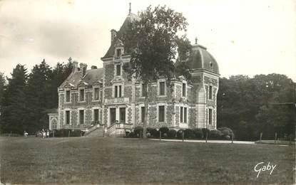 """CPSM FRANCE 44 """"Nort sur Erdre, chateau de Montreuil"""""""
