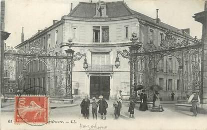 ".CPA FRANCE 16  ""Angoulème, Préfecture"""
