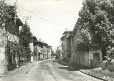 ".CPSM   FRANCE 38 "" Izeron, Grande rue"""