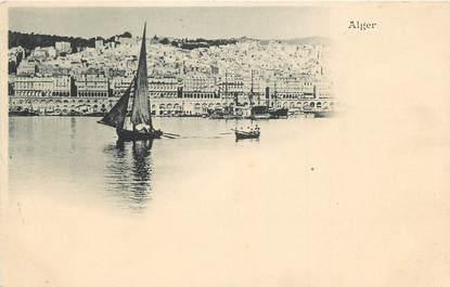 "CPA ALGERIE ""Alger"" / BATEAU"