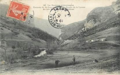 """.CPA FRANCE 26 """" Environs de St Jean en Royans, Gorges de la Lyonne"""""""