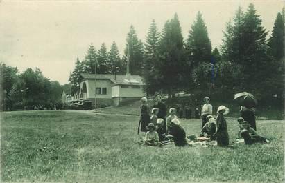 """.CPA FRANCE 85 """" Mervent, La forêt, Hostellerie de Pierre Brune"""""""