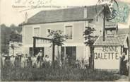 "94 Val De Marne .CPA FRANCE 94  "" Champigny, Quai du Contre Halage, Restauranr Faugous"""