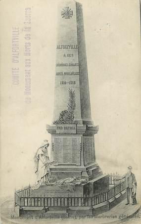 ".CPA FRANCE 94  "" Alfortville, Monument aux morts"""