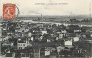 """94 Val De Marne .CPA FRANCE 94  """" Alfortville, La Seine vue à vol d'oiseau"""""""