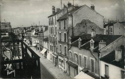 """. CPSM FRANCE 94  """" Alfortville,  Rue Paul Vaillant Couturiier"""""""