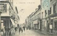 """94 Val De Marne .CPA FRANCE 94 """" Choisy le Roi, La  Rue  du Pont"""""""