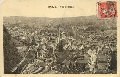 """.CPA FRANCE 38 """"   Voiron, Vue générale   """""""