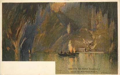 "CPA BELGIQUE "" Grotte de Han"""