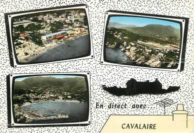 "CPSM FRANCE 83 ""Cavalaire  sur Mer """