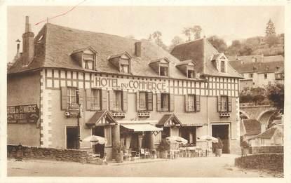 """.CPA FRANCE 19 """"Uzerche, Hôtel du Commerce"""""""
