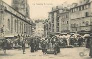"""19 Correze .CPA FRANCE 19 """"Tulle, Place Gambetta"""""""
