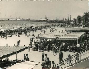 "CPSM ESPAGNE ""Alicante, plage"""