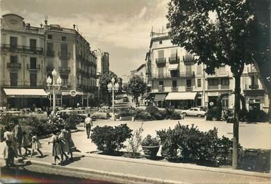 "CPSM ESPAGNE ""Figueras, Rambla et avenue G. Mola"""