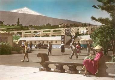 """CPSM ESPAGNE """"Puerto de la Cruz,  la piscine"""""""