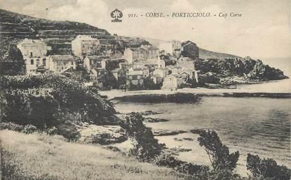 """.CPA FRANCE 20 / CORSE """"Porticciolo"""""""