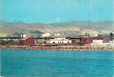"""CPSM ESPAGNE  """"Almeria, club nautique"""""""
