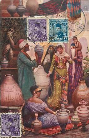 """CPA EGYPTE """"Femmes"""""""
