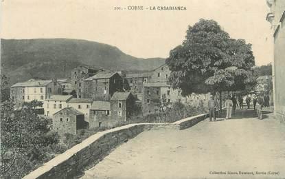 ".CPA FRANCE 20 / CORSE ""La Casabianca """