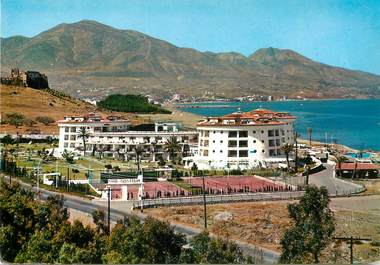 """CPSM ESPAGNE  """"Fuengirola, Hotel Mare Nostrum"""""""