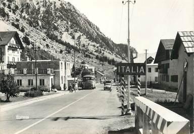 """CPSM  ITALIE """"Col du Montgenevre"""""""