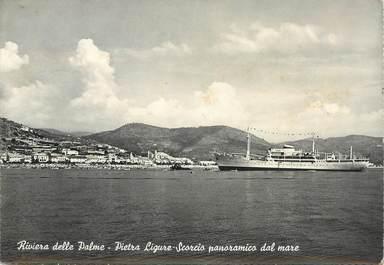 """CPSM  ITALIE """"Pietra Ligure  """""""