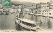 "20 Corse .CPA FRANCE 20 / CORSE "" Bastia, Le vieux port"""