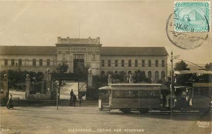"CPA EGYPTE ""Alexandrie, Casino San Stephano"" / Ed. Reiser"