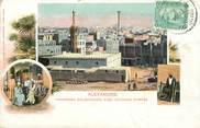 "Egypte CPA EGYPTE ""Alexandrie, Panorama avec la colonne Pompée"""