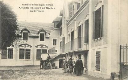 ".CPA FRANCE 21 ""Dijon, Colonie scolaire  """