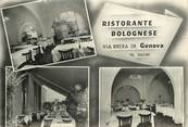 "Italie CPSM  ITALIE ""Genova, Restaurant"""