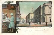 """Egypte CPA EGYPTE """"Alexandrie, Rue Rosette"""""""