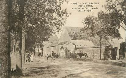 """.CPA FRANCE 21 """"Meursault, Ancienne Léproserie"""""""