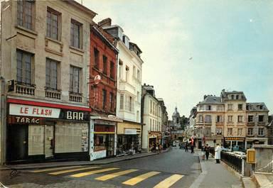 """CPSM FRANCE 76 """"Bolbec, la rue de la République"""""""