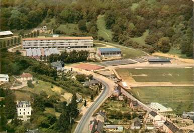 """CPSM FRANCE 76 """"Bolbec, Le Stade """""""
