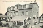 "22 Cote D'armor .CPA FRANCE 22 ""Perros Guirec, Pension Hôtel La Clarté Trestaou"""