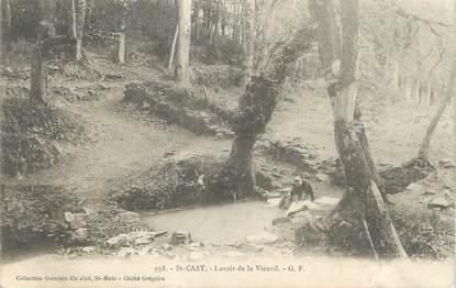 """. CPA FRANCE 22 """" St Cast, Le lavoir de la Vieuvil"""""""