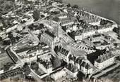 """76 Seine Maritime CPSM FRANCE 76 """"Caudebec en Caux, l'Eglise et les nouveaux immeubles"""""""